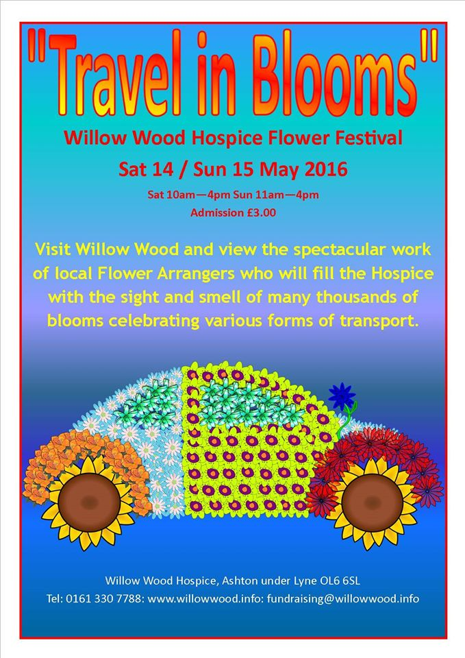 Willow Wood Flower Festival