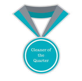 Cleaner of the Quarter